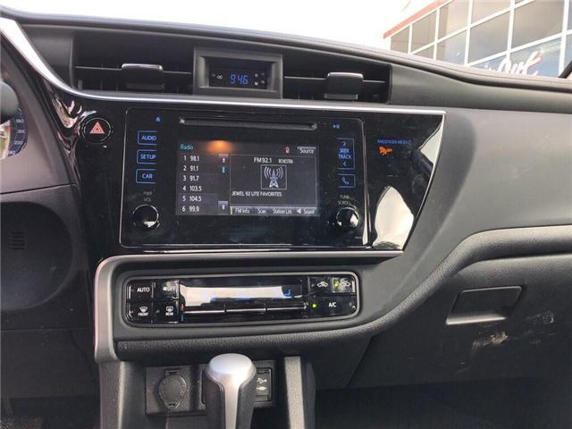 2019 Toyota Corolla LE (Stk: U10702) in Burlington - Image 13 of 15