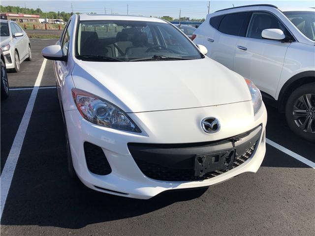 2012 Mazda Mazda3 GS-SKY (Stk: 16155A) in Thunder Bay - Image 1 of 1