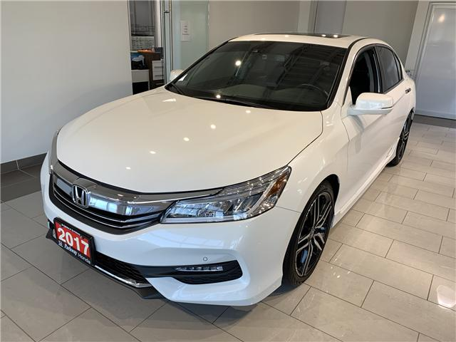 2017 Honda Accord Touring (Stk: 928091A) in North York - Image 3 of 17