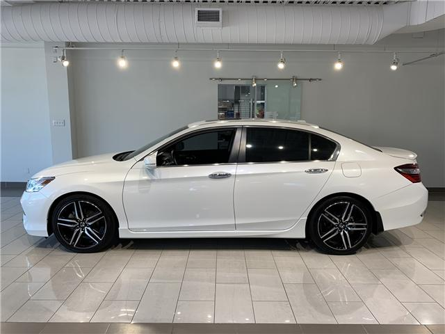 2017 Honda Accord Touring (Stk: 928091A) in North York - Image 5 of 17