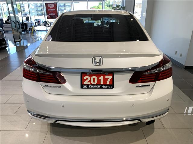 2017 Honda Accord Touring (Stk: 928091A) in North York - Image 7 of 17