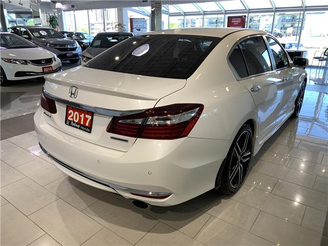 2017 Honda Accord Touring (Stk: 928091A) in North York - Image 8 of 17