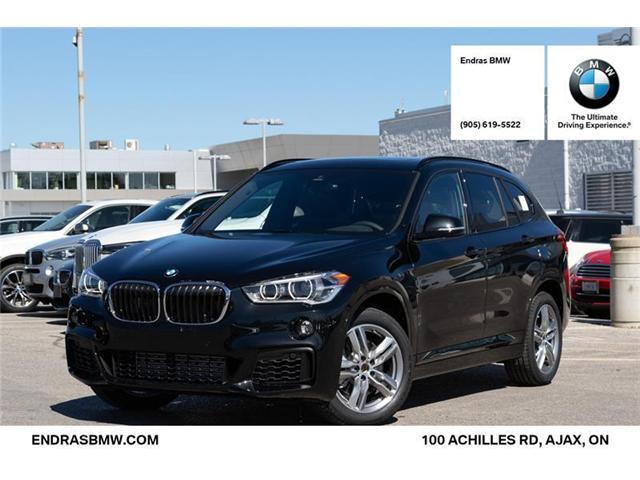 2019 BMW X1 xDrive28i (Stk: 12939) in Ajax - Image 1 of 20