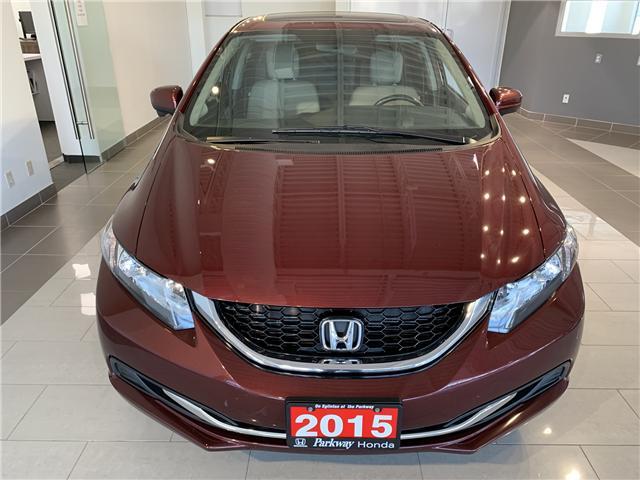 2015 Honda Civic EX (Stk: 16216A) in North York - Image 2 of 18