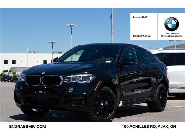 2019 BMW X6 xDrive35i (Stk: 60473) in Ajax - Image 1 of 22