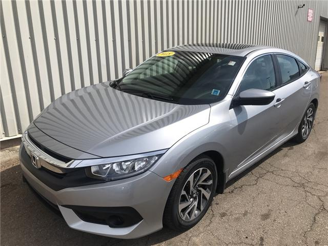 2018 Honda Civic EX (Stk: X4699A) in Charlottetown - Image 1 of 22