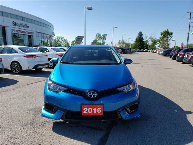 2016 Scion iM  (Stk: P1829) in Whitchurch-Stouffville - Image 2 of 12