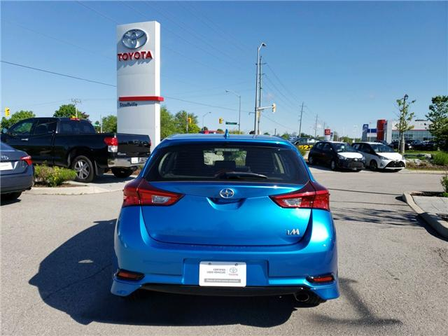 2016 Scion iM Base (Stk: P1829) in Whitchurch-Stouffville - Image 5 of 12