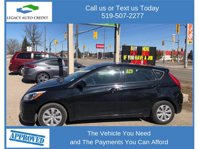2017 Hyundai Accent GL (Stk: L9023) in Waterloo - Image 1 of 18