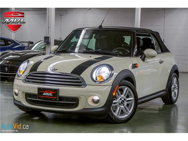 2014 MINI Convertible Cooper (Stk: ) in Oakville - Image 2 of 37