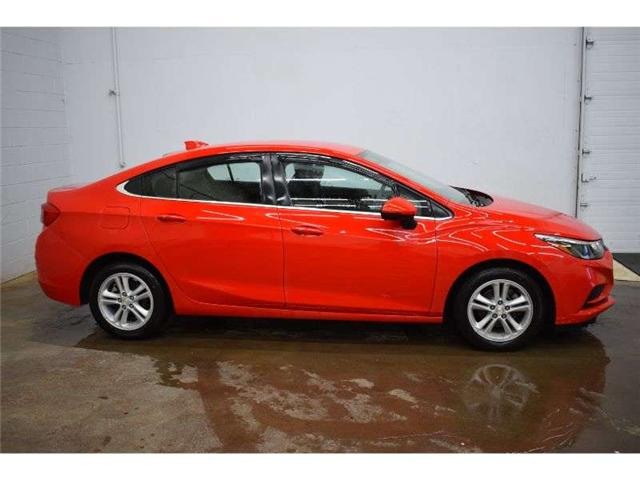 2016 Chevrolet Cruze LT- REMOTE START * HTD SEATS * TOUCH SCREEN (Stk: B4146) in Cornwall - Image 1 of 30