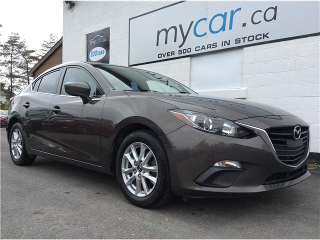 2015 Mazda Mazda3 GS (Stk: 190747) in Kingston - Image 1 of 20