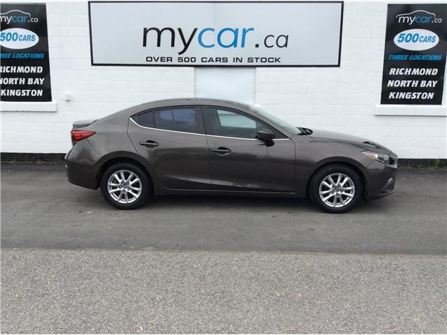 2015 Mazda Mazda3 GS (Stk: 190747) in Kingston - Image 2 of 20