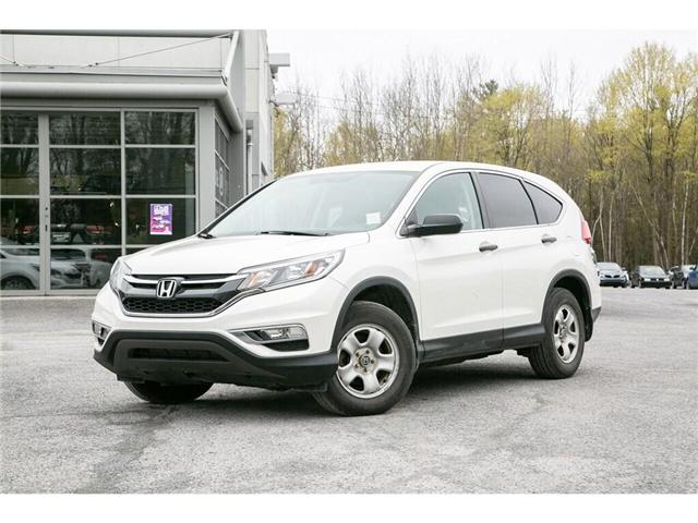 2015 Honda CR-V LX (Stk: P1204) in Gatineau - Image 1 of 26