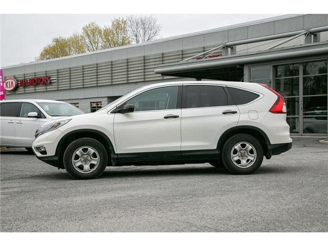 2015 Honda CR-V LX (Stk: P1204) in Gatineau - Image 2 of 26