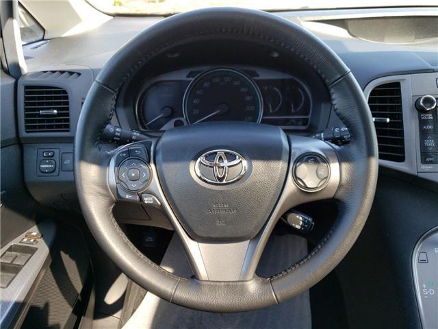 2013 Toyota Venza Base V6 (Stk: 190685A) in Whitchurch-Stouffville - Image 7 of 15