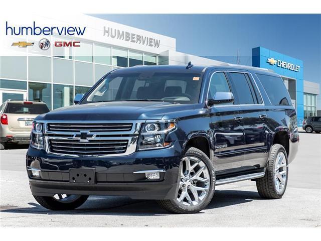 2019 Chevrolet Suburban Premier (Stk: 19SU009) in Toronto - Image 1 of 22