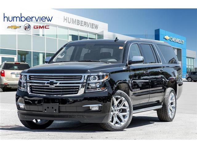 2019 Chevrolet Suburban Premier (Stk: 19SU010) in Toronto - Image 1 of 22