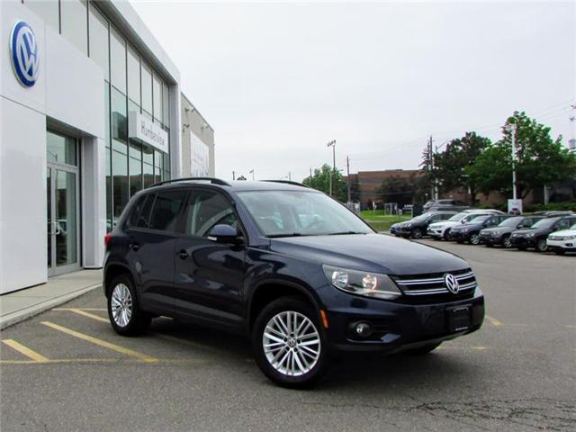 2016 Volkswagen Tiguan Special Edition (Stk: 96882A) in Toronto - Image 1 of 20