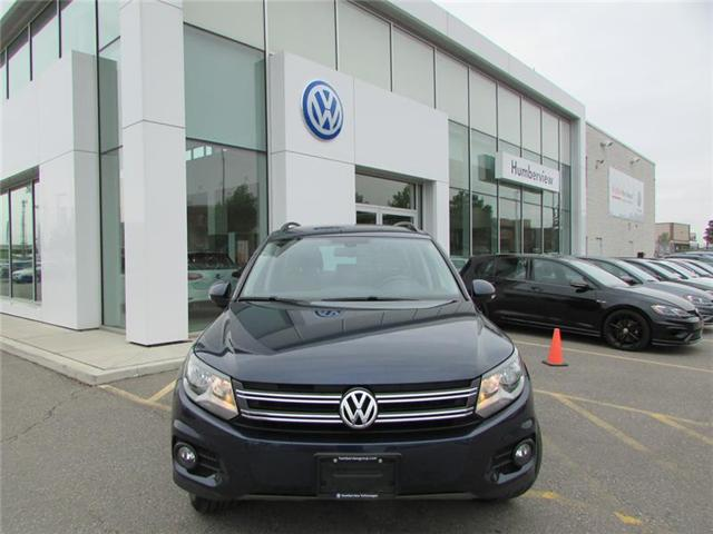 2016 Volkswagen Tiguan Special Edition (Stk: 96882A) in Toronto - Image 2 of 20