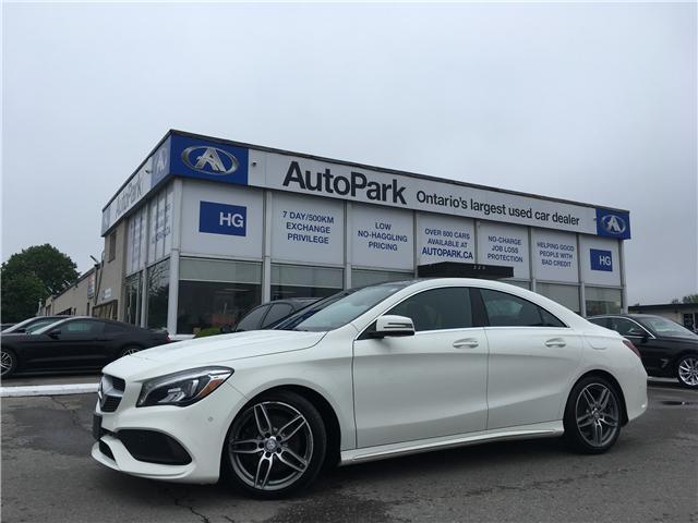 2017 Mercedes-Benz CLA 250 Base (Stk: 17-14670) in Brampton - Image 1 of 23