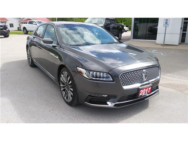 2017 Lincoln Continental Reserve (Stk: L1276A) in Bobcaygeon - Image 2 of 27