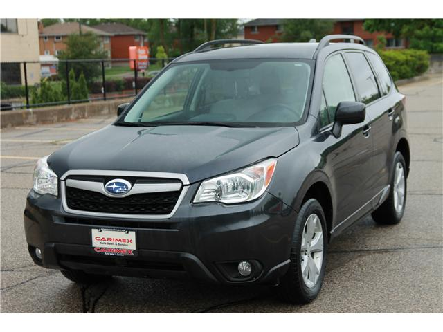2016 Subaru Forester 2.5i Convenience Package (Stk: 1906237) in Waterloo - Image 1 of 27
