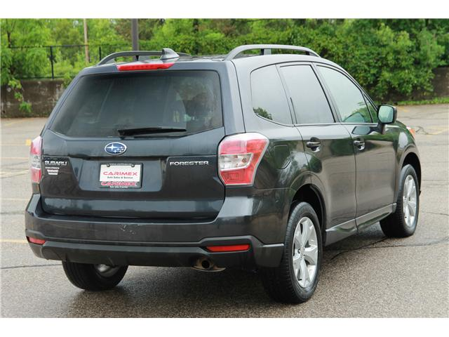 2016 Subaru Forester 2.5i Convenience Package (Stk: 1906237) in Waterloo - Image 5 of 27