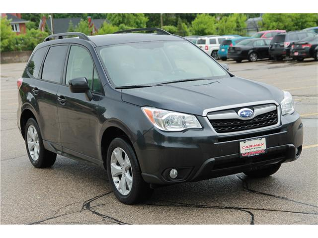 2016 Subaru Forester 2.5i Convenience Package (Stk: 1906237) in Waterloo - Image 7 of 27