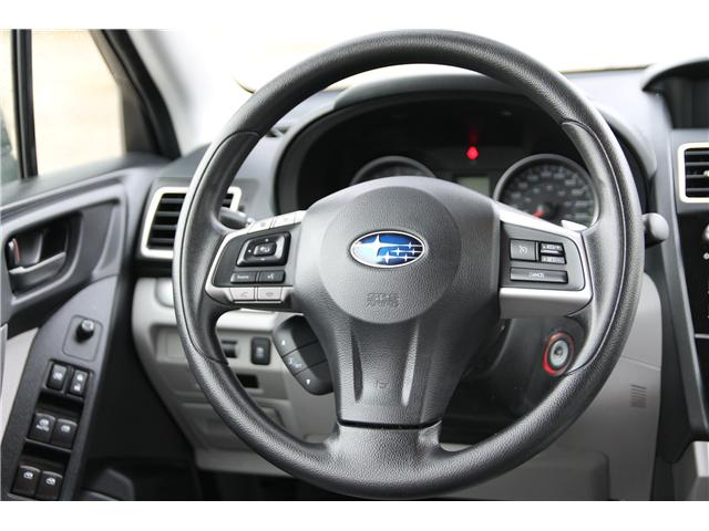 2016 Subaru Forester 2.5i Convenience Package (Stk: 1906237) in Waterloo - Image 12 of 27