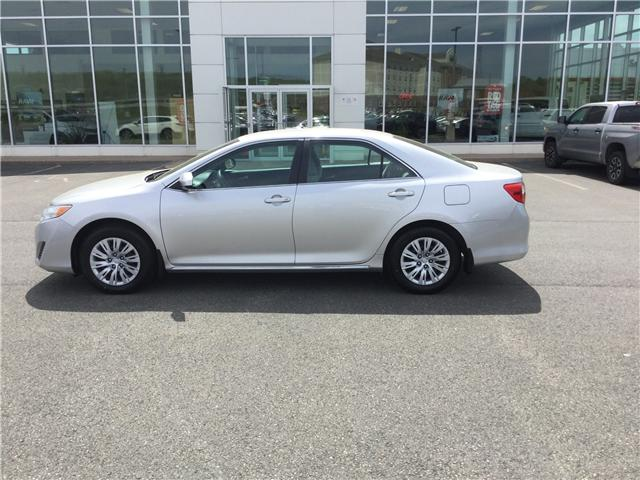 2012 Toyota Camry LE (Stk: 249-19A) in Stellarton - Image 1 of 11
