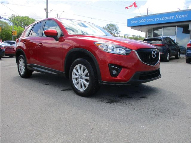 2014 Mazda CX-5 GS (Stk: 190821) in Kingston - Image 1 of 14
