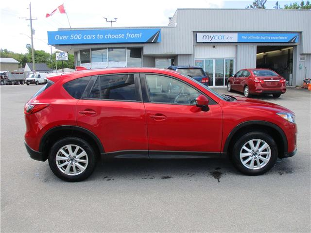 2014 Mazda CX-5 GS (Stk: 190821) in Kingston - Image 2 of 14