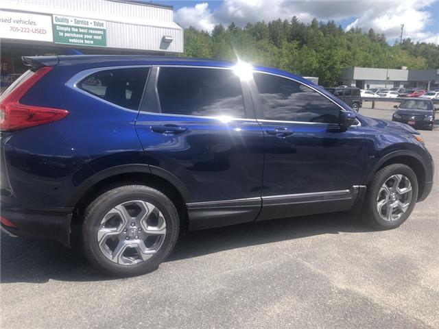 2018 Honda CR-V EX-L (Stk: DF1619) in Sudbury - Image 9 of 22