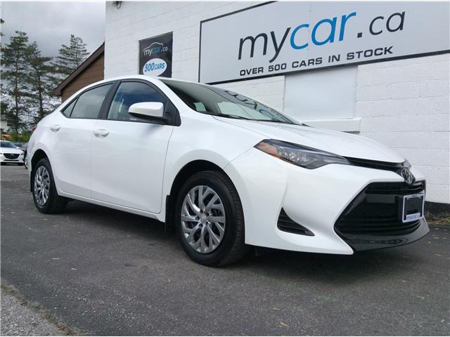 2019 Toyota Corolla LE (Stk: 190866) in Richmond - Image 1 of 20