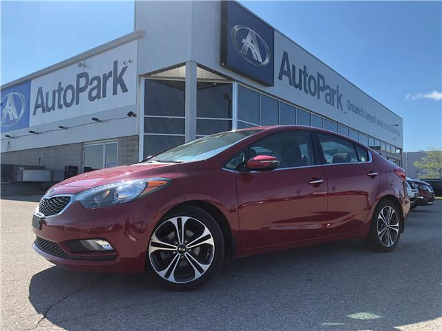 2016 Kia Forte 2.0L EX (Stk: 16-65095JB) in Barrie - Image 1 of 25