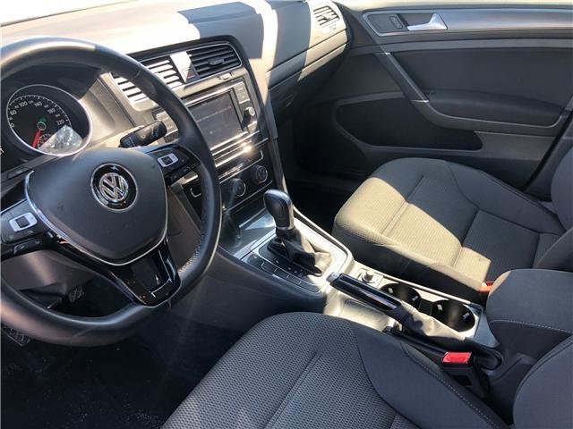 2018 Volkswagen Golf 1.8 TSI Trendline (Stk: 18-84159RJB) in Barrie - Image 13 of 25