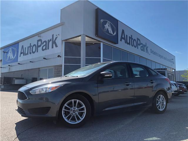 2015 Ford Focus SE (Stk: 15-84847) in Barrie - Image 1 of 25