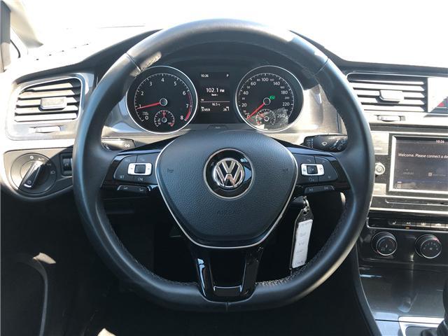 2018 Volkswagen Golf 1.8 TSI Trendline (Stk: 18-84159RJB) in Barrie - Image 19 of 25