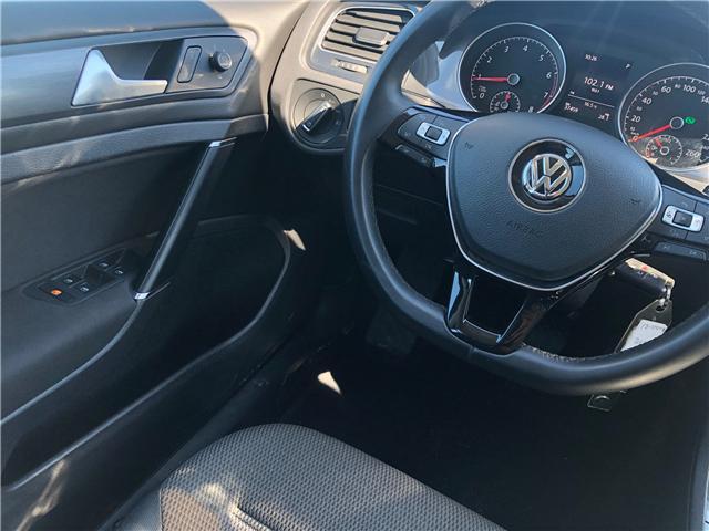 2018 Volkswagen Golf 1.8 TSI Trendline (Stk: 18-84159RJB) in Barrie - Image 20 of 25