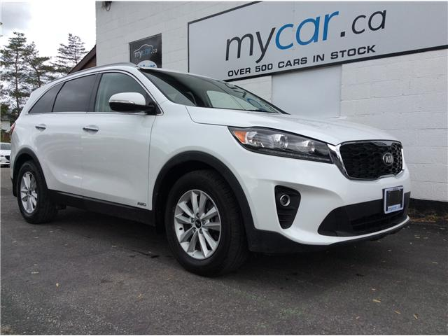 2019 Kia Sorento 3.3L LX (Stk: 190830) in Kingston - Image 1 of 22