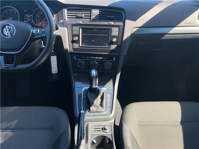 2018 Volkswagen Golf 1.8 TSI Trendline (Stk: 18-84159RJB) in Barrie - Image 22 of 25