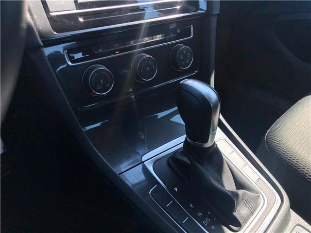 2018 Volkswagen Golf 1.8 TSI Trendline (Stk: 18-84159RJB) in Barrie - Image 23 of 25