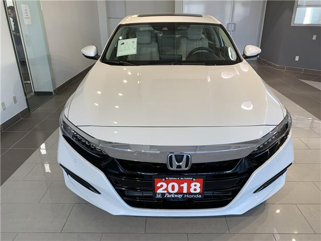 2018 Honda Accord Touring (Stk: 925351A) in North York - Image 2 of 19