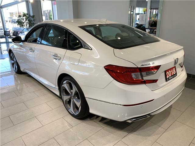 2018 Honda Accord Touring (Stk: 925351A) in North York - Image 6 of 19
