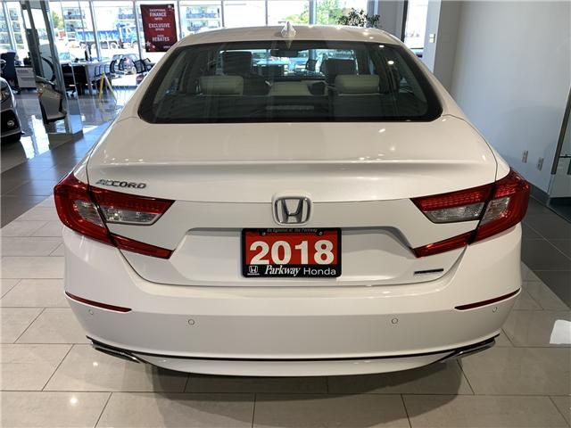2018 Honda Accord Touring (Stk: 925351A) in North York - Image 7 of 19