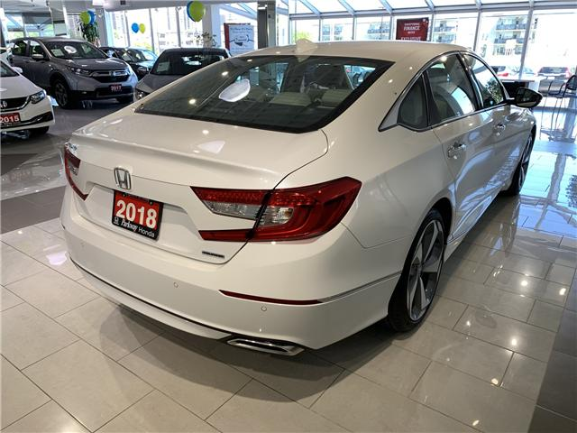 2018 Honda Accord Touring (Stk: 925351A) in North York - Image 8 of 19