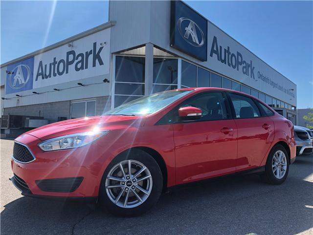 2016 Ford Focus SE (Stk: 16-23258MB) in Barrie - Image 1 of 24