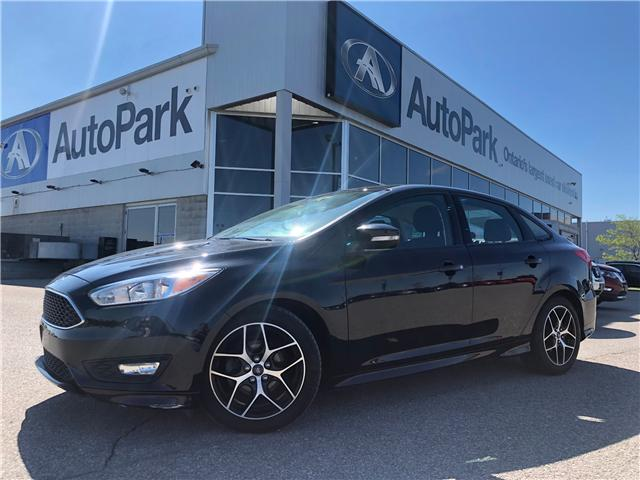 2015 Ford Focus SE (Stk: 15-45268JB) in Barrie - Image 1 of 25
