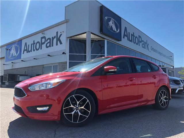 2015 Ford Focus SE (Stk: 15-36228MB) in Barrie - Image 1 of 25
